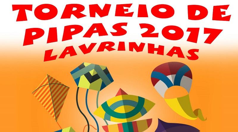 Secretaria de Turismo e Cultura promove Torneio de Pipas 2017