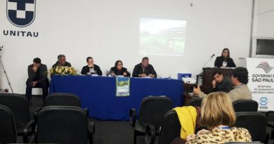 Lavrinhas participa da 39ª Reunião Plenária Ordinária do CBH-PS