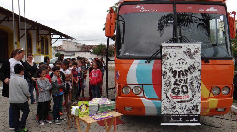 Lavrinhas recebe o projeto BuZum da CCR e CCR Nova Dutra
