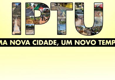 Carnês do IPTU 2018 começam a ser distribuídos em Lavrinhas