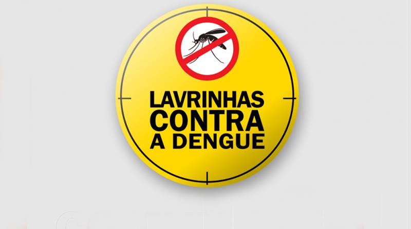 Lavrinhas intensifica ações contra a Dengue