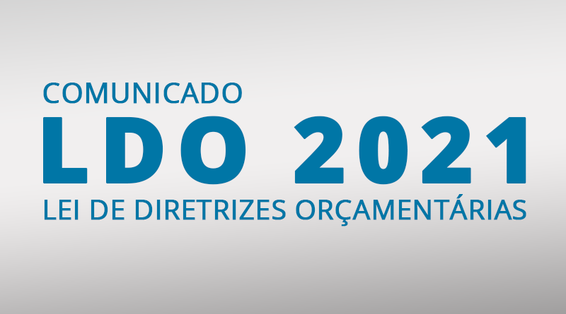 COMUNICADO LDO 2021