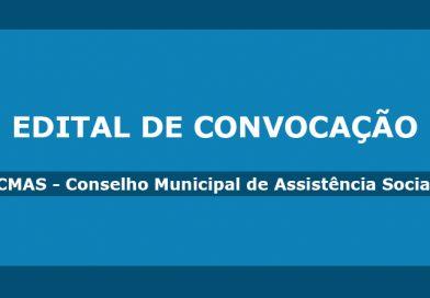 Edital de Convocação – CMAS